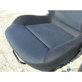 coiffe assise siege avant opel astra H tissus gris