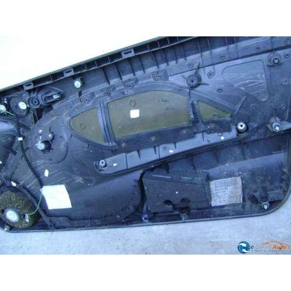 panneau interieur cuir noir porte avant gauche chauffeur bmw e46 coup coupe cabriolet. Black Bedroom Furniture Sets. Home Design Ideas
