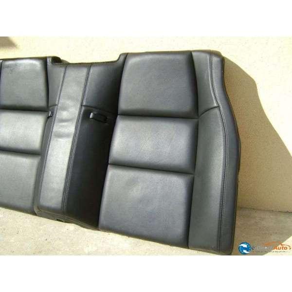 banquette arriere cuir noir peugeot 307 cc. Black Bedroom Furniture Sets. Home Design Ideas