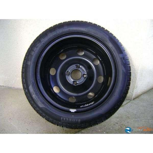 roue de secours jante pneu peugeot 307 cc. Black Bedroom Furniture Sets. Home Design Ideas