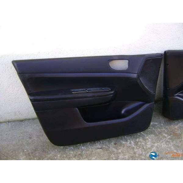 7513157ef758 panneau de porte cuir noir peugeot 307