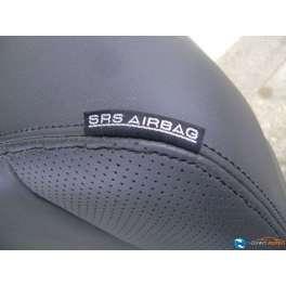 air bag siege chauffeur nissan navarra