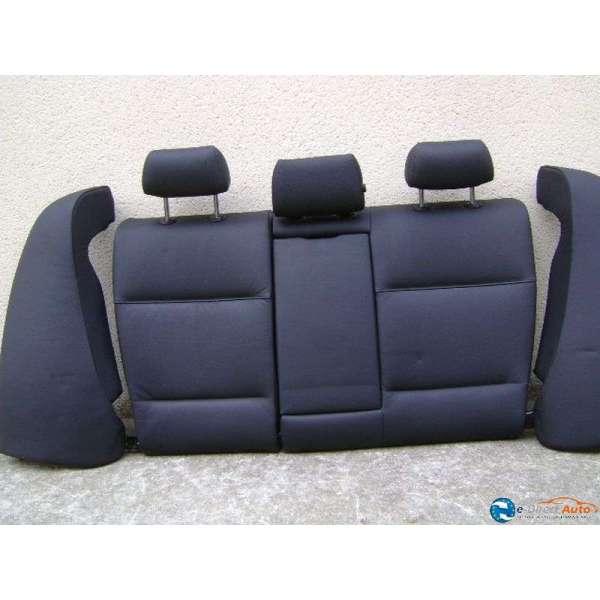banquette arriere rabatable cuir noir bmw e90 e 90. Black Bedroom Furniture Sets. Home Design Ideas