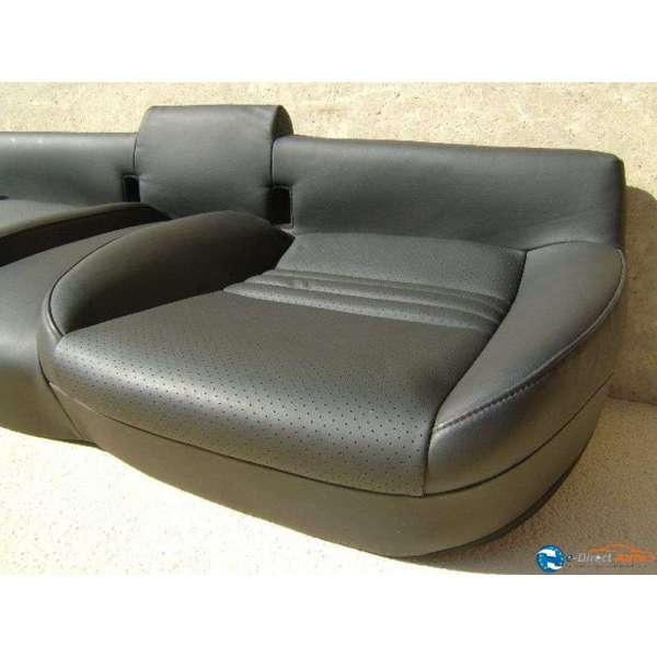 banquette arriere cuir noir peugeot 407 coupe. Black Bedroom Furniture Sets. Home Design Ideas