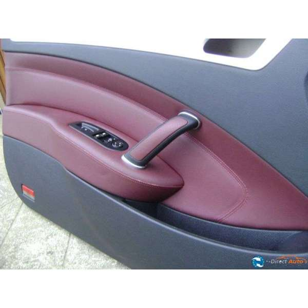 Poign e interieur porte avant peugeot 407 coup cuir cerbere for Interieur 407 coupe