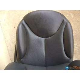 siege avant gauche chauffeur cuir noir citroen c3 pluriel claudia perfore. Black Bedroom Furniture Sets. Home Design Ideas