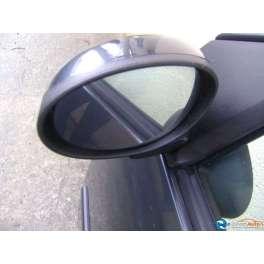 retroviseur exterieur gauche porte chauffeur peugeot 107 citroen c1 reglage manuel gris fer. Black Bedroom Furniture Sets. Home Design Ideas