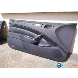 panneau interieur porte avant gauche chauffeur cuir noir. Black Bedroom Furniture Sets. Home Design Ideas