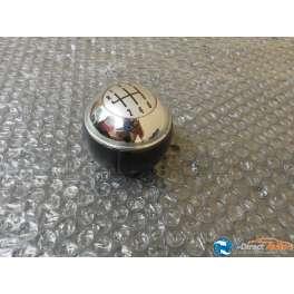 levier de vitesse pommeau cuir mini cooper