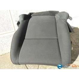 siege avant chauffeur renault megane 3 tissus noir. Black Bedroom Furniture Sets. Home Design Ideas