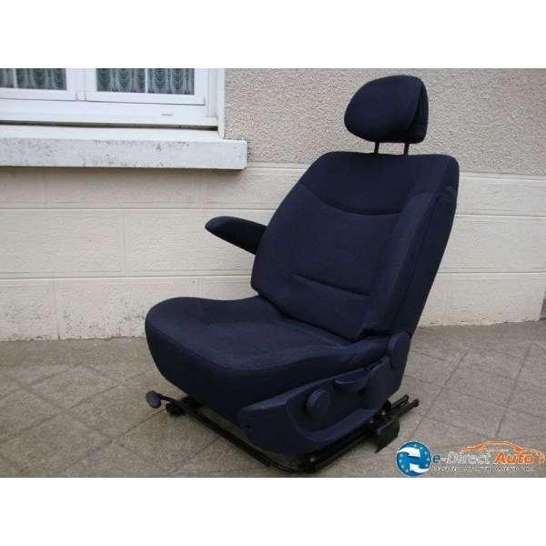 siege chauffeur renault trafic 2 opel vivaro. Black Bedroom Furniture Sets. Home Design Ideas