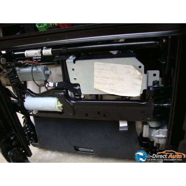 moteur electrique siege chauffeur audi q7. Black Bedroom Furniture Sets. Home Design Ideas