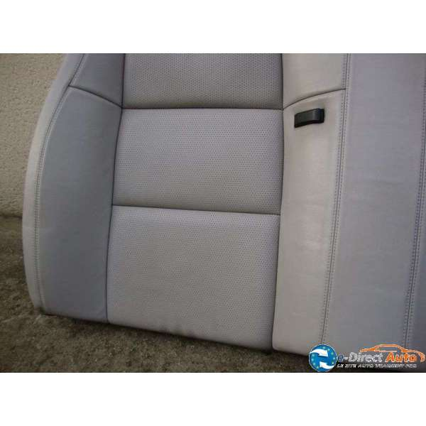 banquette arriere cuir blanc peugeot 307 cc. Black Bedroom Furniture Sets. Home Design Ideas
