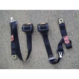 2 ceintures de sécurité avant Volkswagen Scirocco