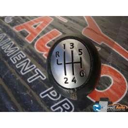 levier de vitesse cuir renault megane 3
