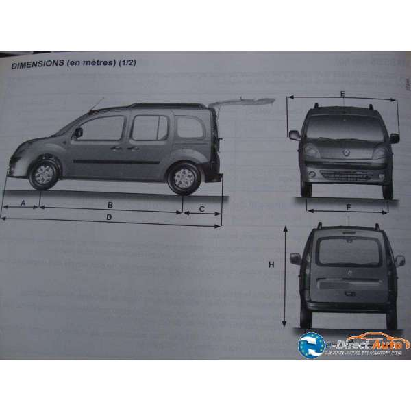notice autoradio renault kangoo. Black Bedroom Furniture Sets. Home Design Ideas