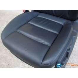 assise cuir siege chauffeur audi A4 B7 cabriolet
