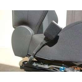 pied de ceinture siege chauffeur peugeot 308 cc