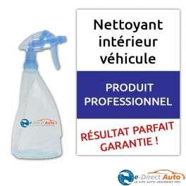 produit professionnel nettoyant interieur voiture