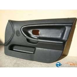 panneau de porte avant passager cuir noir bmw e36