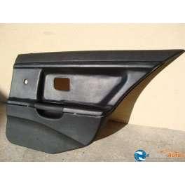 panneau de porte arriere passager cuir noir bmw e36
