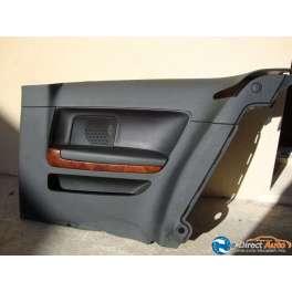 panneau arriere cuir noir audi A3 8p version 3 portes