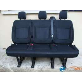 banquette arriere renault trafic serie 3