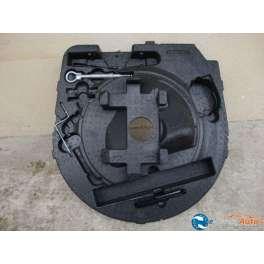 bloc polystirene pour coffre de roue de secours citroen DS4