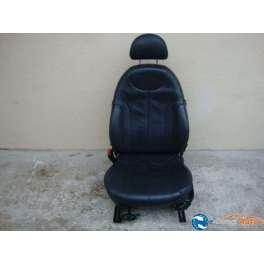 siege avant chauffeur cuir noir mini cooper s R50 R53