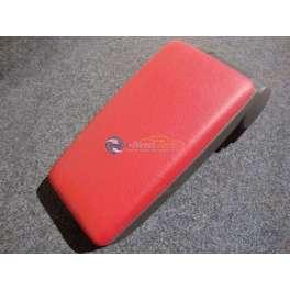 accoudoir central cuir rouge alfa romeo GT