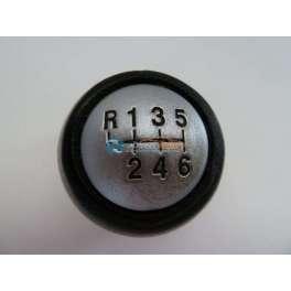 pommeau de levier de vitesse cuir alfa romeo 159
