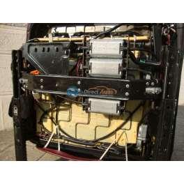 moteur electrique de siege chauffeur pour peugeot 406 coupé
