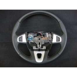 volant sport cuir renault megane serie 3