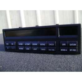 afficheur ecran multifonctions coupé bmw E36