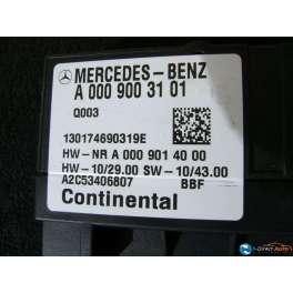 boitier calculateur mercedes vito W 639